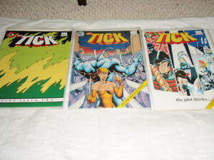 The Tick Comic Bundle