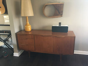 Vintage McINTOSH Teak Sideboard from the 60's