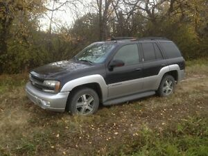 2003 Chevrolet Trailblazer LTZ/NorthFace SUV, True 4x4 !