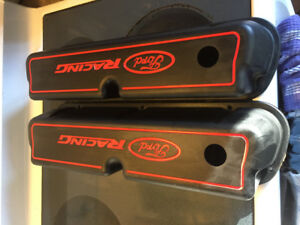 Ford Motorsport valve covers ford windsor style 289 302 351