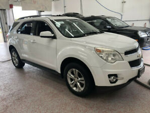 2011 Chevrolet Equinox LT AWD SAFETIED