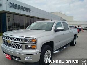 2014 Chevrolet Silverado 1500 LTZ   Heated  Cooled Seats, Heated