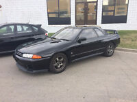 1990 Nissan Skyline GTR USA Legal! Excellent condition Modified