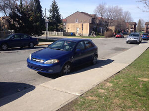 2006 Chevrolet Other LS Hatchback Negotiable price
