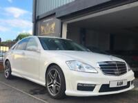 Mercedes-Benz S320 3.0TD 7G-Tronic S320 CDi S63 AMG CONVERSION WITH BODY KIT
