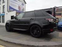 2016 Land Rover Range Rover Sport 3.0 SD V6 HSE Station Wagon 4x4 5dr