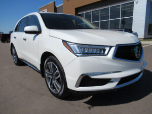 WOW!! 2017 Acura MDX Tech PKG. Navigation, Sunroof, Leather