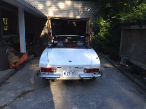 Trade my 1974 Spider for your truck Kitchener / Waterloo Kitchener Area image 4