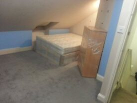 King size Ensuite(with Bathroom) room in East ham/ Manor park East ham e6 e12
