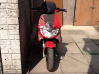 Gilera runner 50cc scooter, MAY DELIVER READ DESCRIPTION £220