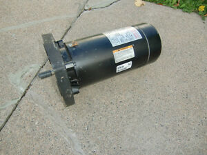 HAYWARD POOL 1.0 H.P. PUMP MOTOR