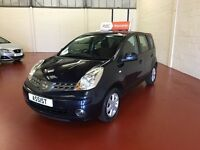 NISSAN NOTE-POOR CREDIT-WE FINANCE-TEXT 4CAR TO 88802