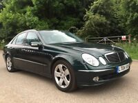 Mercedes E280 Avantgarde panoramic leather 6 months warranty