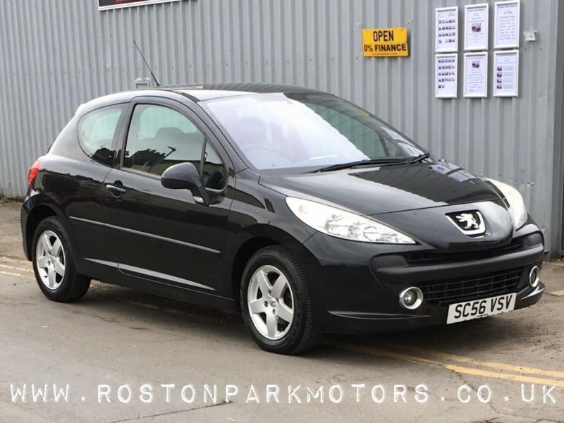 2007 PEUGEOT 207 1.4 16V Sport 3dr 0 finance offer on this car | in ...