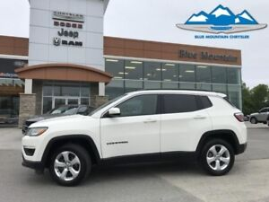 2018 Jeep Compass North 4x4  ACCIDENT FREE, LATITUDE, 4X4 AND MO