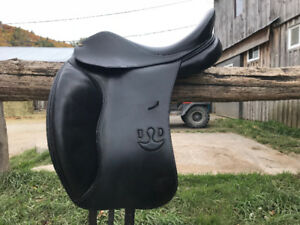 Bruno Delgrange Dressage Saddle for Sale