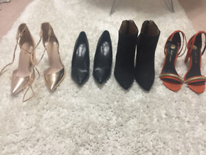 Heels for cheap!