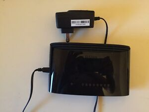 Switch 8 ports