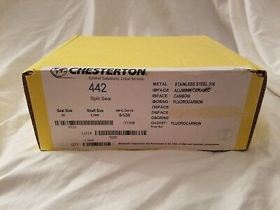Chesterton 442 Mechanical Seal 2.500
