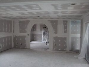 Drywall Boarding and Taping