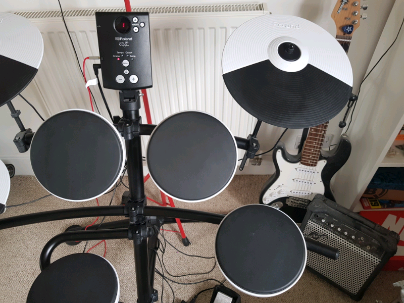 ROLAND V Drums TD1K electronic drum kit | in Bournemouth, Dorset | Gumtree