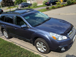 2014 Subaru Outback 2.5i w/Limited Eyesight Pkg