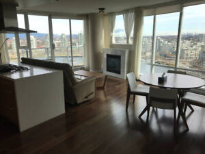 $4900 / 3br - Furnished Luxury Waterfront Suite at Yaletown