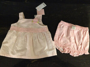 BNWT Gymboree Girls Summer Outfit - 18-24M
