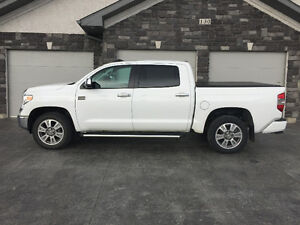 2014 Tundra CREW Platinum/1794 - NO TAXES