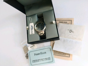 Perry Ellis Dress Watch