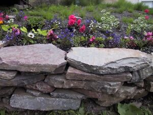 LANDSCAPING  ***  FLAGSTONE  & WALL STONE ***