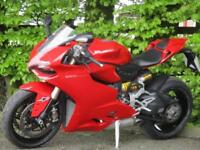 DUCATI PANIGALE 1199 ABS, 2013/13, 4,358 MILES