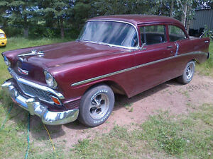 1956 Chevy - 2 CARS - READ AD