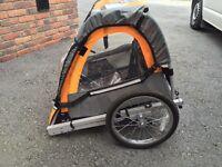 Bike buggy trailer cycling
