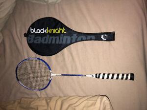 Black Knight Badminton Racket $60