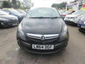2014 Vauxhall Corsa 1.4 i VVT 16v Excite 3dr (a/c)