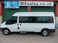 Ford Transit 350 15 Seat Minibus 3.5 Tonne