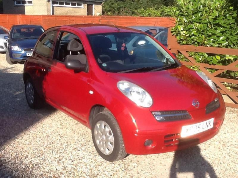 2005 05 nissan micra 1 2 16v s 60 000 miles in gloucestershire gumtree. Black Bedroom Furniture Sets. Home Design Ideas