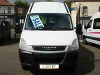 IVECO DAILY 45C14 17 SEAT WHEELCHAIR ACCESSIBLE MINIBUS COIF DIGITAL TACHO PSV