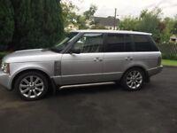 2005 Range Rover V8 4.2 supercharged Vogue SE LPG converted £7,250