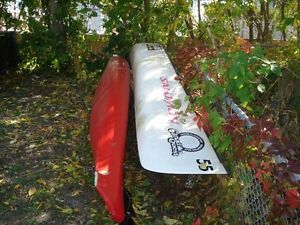 Canoe and kayak for sale
