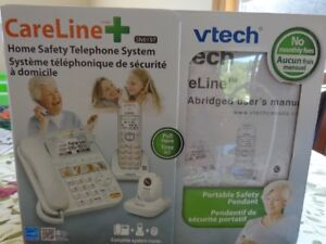 CARELINK + HOME SAFETY TELEPHONE SYSTEM