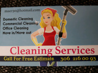 Need your home or office  cleaned once or twice a week ????