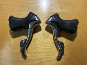 Shimano Dura-Ace St-7700 STI Shifter Levers