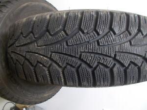 4 pneus Nokian Hakkapeliitta 175/70/13