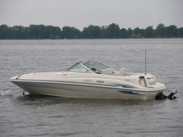 Used 1998 Sea Ray Boats Sundeck 210