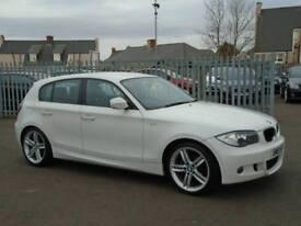 2010 BMW 1 Series 2.0 116i M Sport 5dr