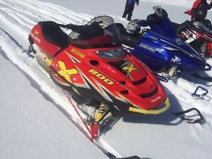 2003 Polaris Edge X 800