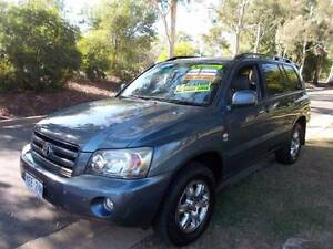 2004 Toyota Kluger Automatic 7 Seater Wagon. Mitchell Gungahlin Area Preview