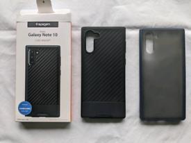 Spigen rugged armour Samsung note 10 case